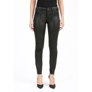Articles of Society Sarah SkinnyCoated Denim Jeans